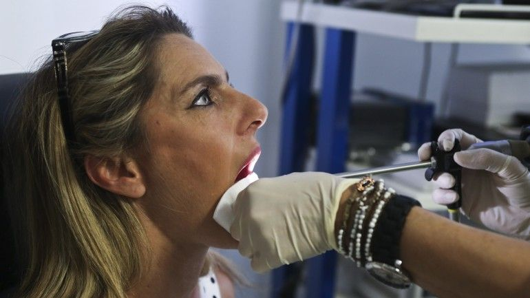 Resultado de imagem para Unidade de Voz do Hospital Egas Moniz
