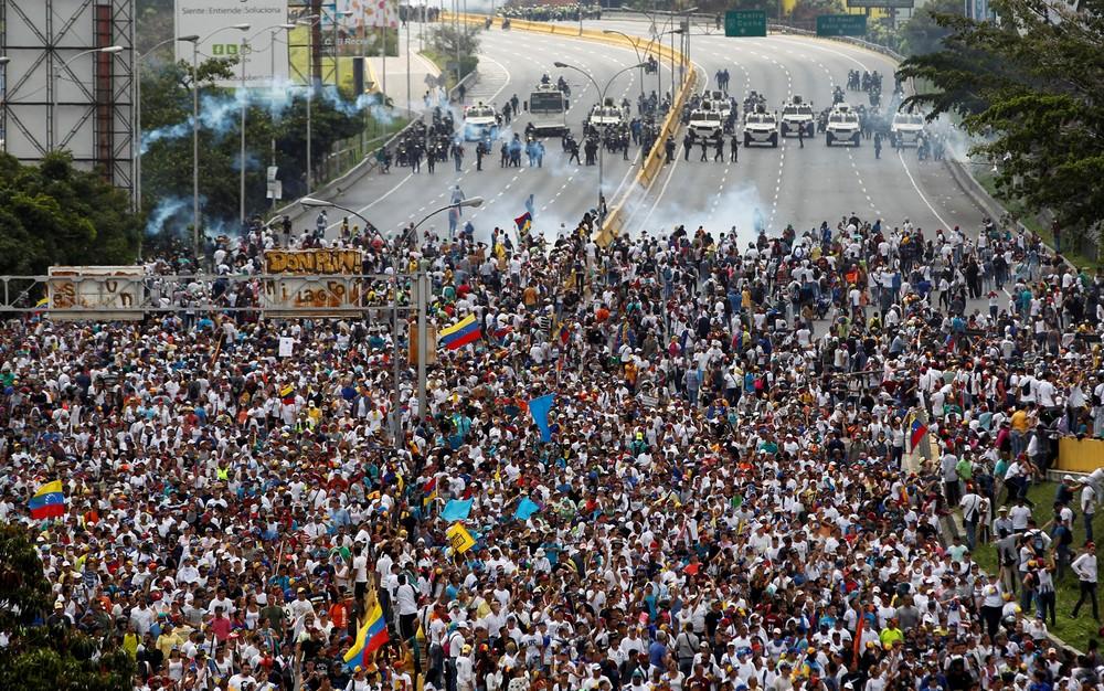 protesto-venezuela